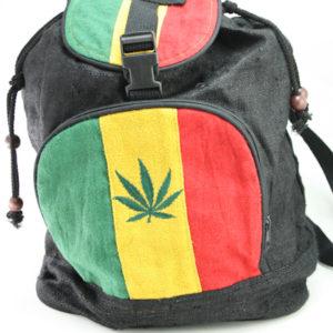 Sac à Dos Chanvre Cannabis