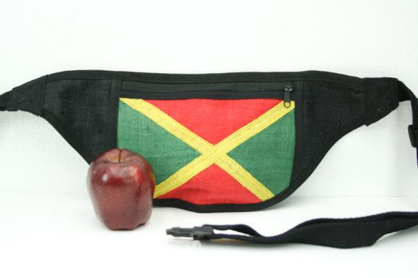 Sac Banane Fin Drapeau Jamaïque