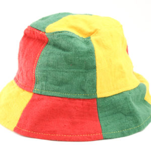 Cheapeau Bob Rasta Multicolore