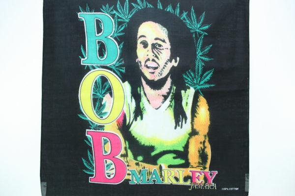 Bandana Portrait Bob Marley