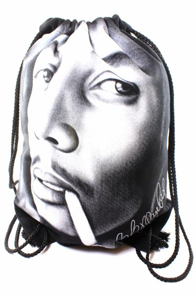 Sac à Dos Bob Marley Fermeture Lacet Rapide Sport Plage Piscine