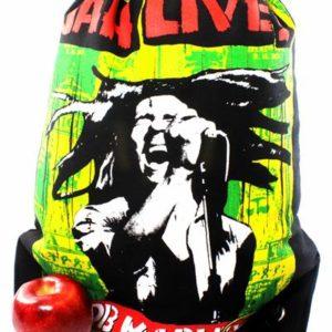 Sac à Dos Fermeture Rapide Jah Live Concert Bob Marley