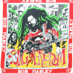 Bandana Song of Freedom Bob Marley