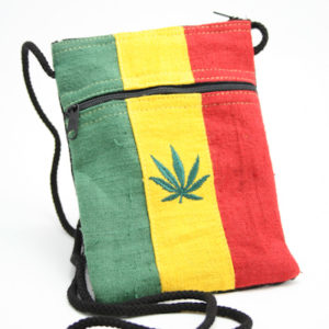 Etui Passeport Cannabis