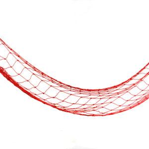 Hamac Filet Rouge Qualité Supérieure