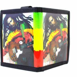 Portefeuille Photo Bob Marley avec Guitare