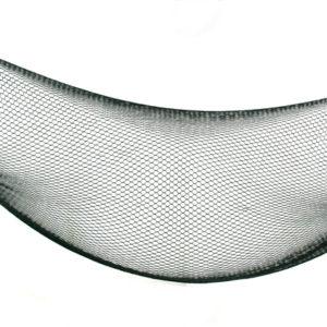 Hamac Filet Noir Qualité Supérieure