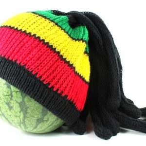 Bonnet Fausses Dreadlocks Rasta