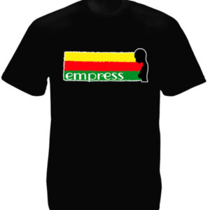 TEE-SHIRT EMPRESS NOIR