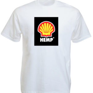 TEE-SHIRT SHELL HEMP BLANC